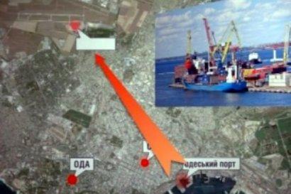 Украинские журналисты сумели получить секретный план захвата Одессы