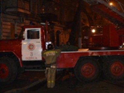 В Одессе — череда пожаров. Обошлось без жертв