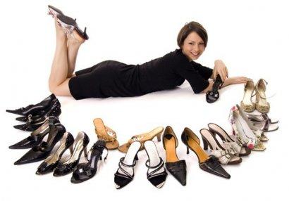 Туфли могут рассказать о характере женщины