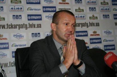 "Григорчук ушел из ""Черноморца"""