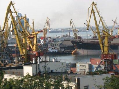 Одесский порт:  нестандартный способ заработка