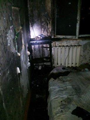 В Одессе горели квартира и торговый павильон. Обошлось без жертв