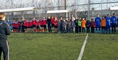 Состоялся детский турнир по мини-футболу