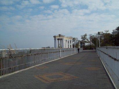 В Одессе обследуют Тещин мост