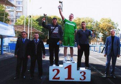 Одесские спортсмены-спасатели — победители Спартакиады (фото)