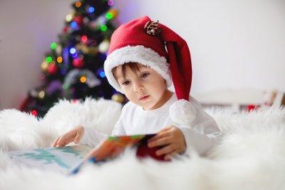 Детям о Новогоднем празднике: читаем с пользой