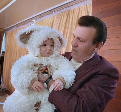 В Одесской юридической академии — новогодняя феерия для детей Приморского района