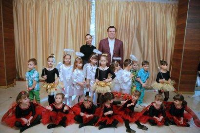 Одесская юридическая академия - детям Приморского района
