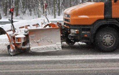 В 21 миллион гривен обойдётся Одессе очистка от снега