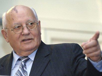 М. Горбачев о войне  украино – российских нервов, которая может привести к войне ядерной