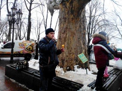 Кулинарный хит одесского сезона «Зима-2015» (фото)