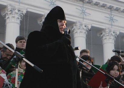 Одесситов порадовал певческим искусством Митрополичий хор (фото)