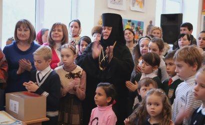 «Рождественская звезда» в Одессе зажгла новые таланты (фото)