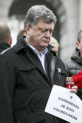 Президент Порошенко: «Мы вернем Донбасс и возродим там украинство»
