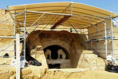 Гробницу Александра Македонского нашли в Греции?..