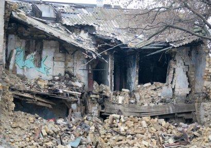 Одесская улица Куйбышева: существование на руинах