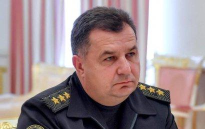 Одесскую область посетил министр обороны Украины