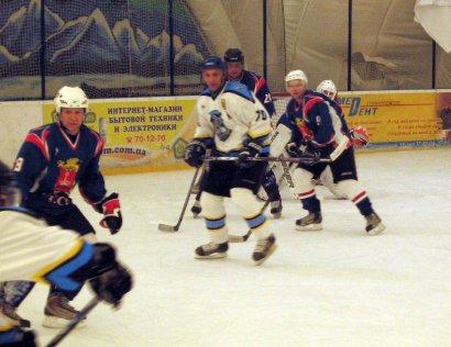 Матчи  чемпионата Одессы по хоккею начнутся 30 января