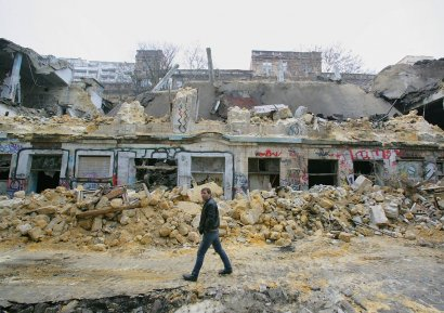 """Одесская """"канава"""": Деволановский спуск сегодня"""
