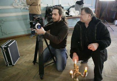 Одесский градоначальник устроил бал во Дворце моряков (фото)