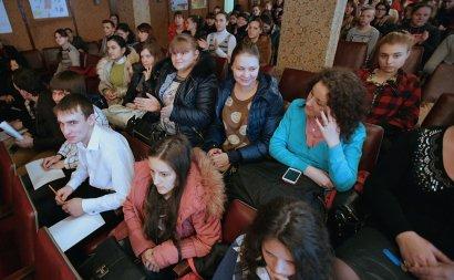 Молодые ювелиры приятно удивили одесситов (фото)