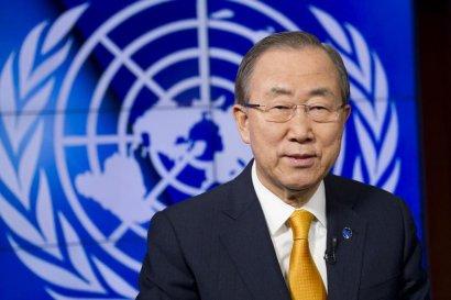 Генсек ООН призвал к перемирию в Дебальцево и окрестностях
