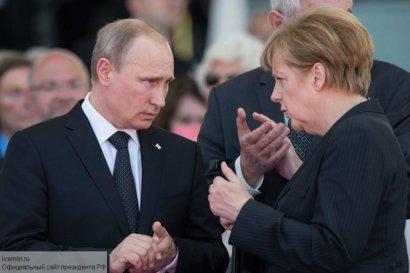 Госпожа Меркель не знает, чего вчера добилась в Москве