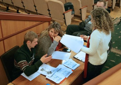 Общественные слушания: участники рассмотрели несколько проектов обустройства пляжа Ланжерон