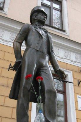 В Одессе почтили память поэта