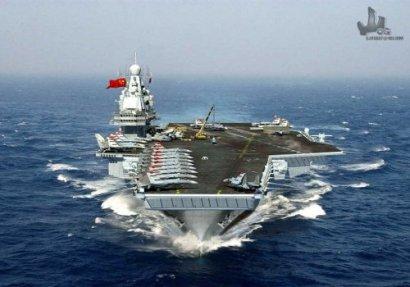 Украинский «чемодан» – гордость китайского ВМФ