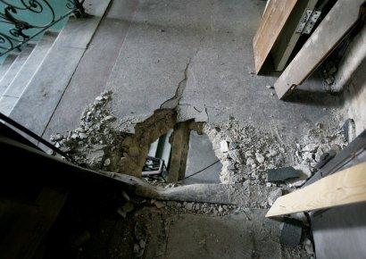 По ужасающим следам сегодняшнего одесского взрыва (фото)