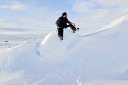 Александр Зулас: «В Антарктиде побывала английская принцесса!»