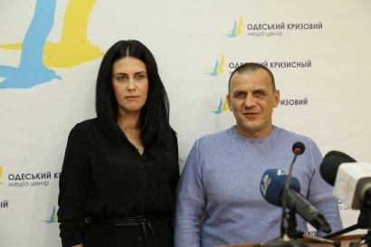 Одесский «Автомайдановец» Резвушкин - под стражей или под залогом?
