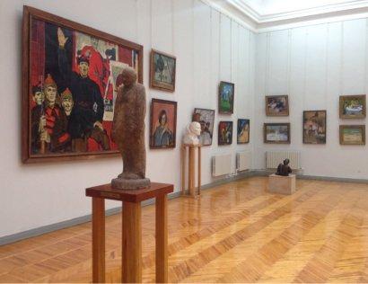 Одесса отмечает 150-летие основания Общества изящных искусств