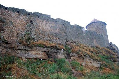В  старой Аккерманской крепости можно будет проводить турниры и снимать кино