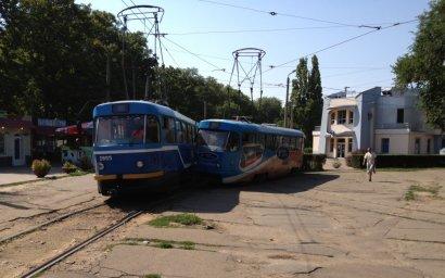 Жители поселка Котовского смогут проехать на трамвае аж до вокзала. Но только когда потеплеет
