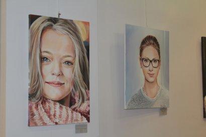 В Одессе состоялось открытие выставки картин Виктора Неделку (фото)