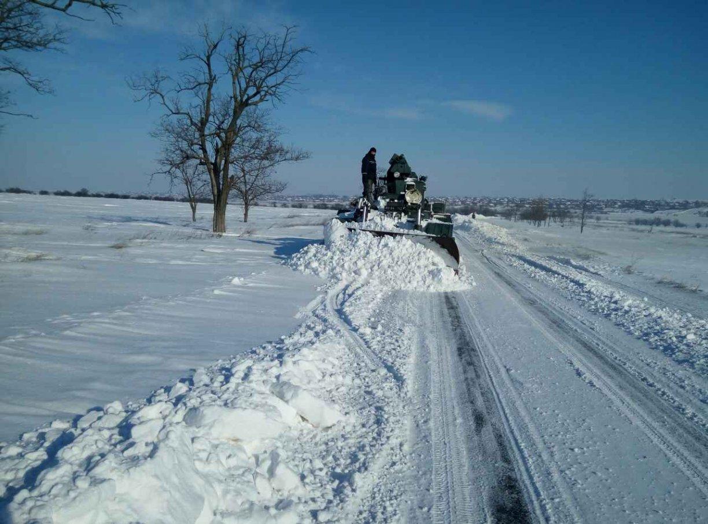 ВОдесской области вновь закрывают дороги— Ухудшение погоды