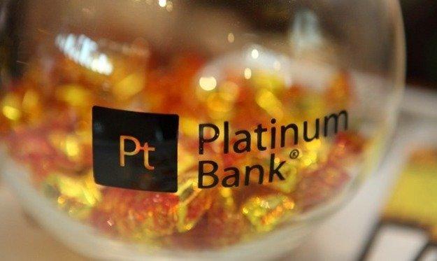 ВПлатинум Банк ввели временную администрацию