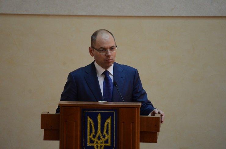 Саакашвили назвал нового губернатора Одесской области барыгой