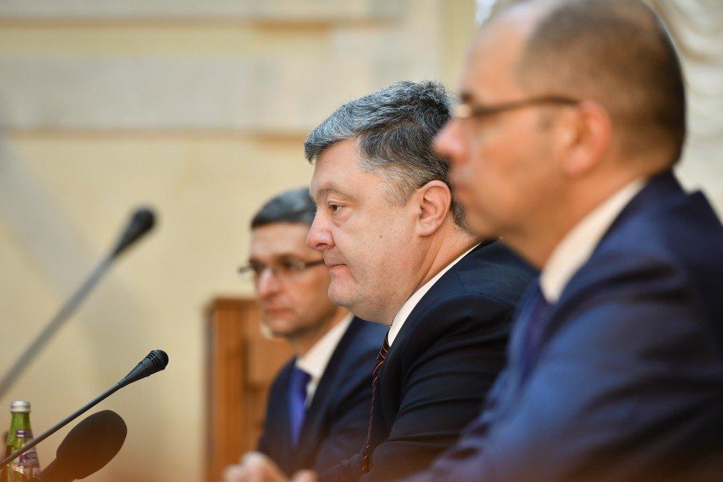 Порошенко едет вОдессу представить нового губернатора