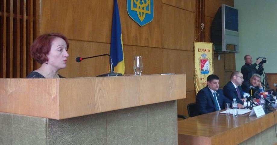 Ремонт дороги Одесса-Рени завершат в 2017-ом