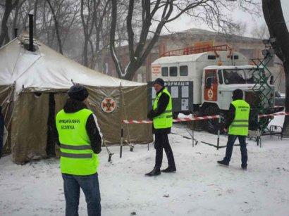 В Одессе все службы работают в оперативном режиме
