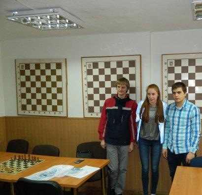 Рождественский шахматный турнир в Одессе