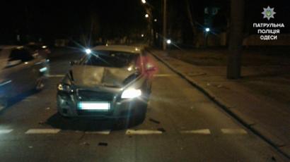 За минувший год на дорогах Одессы произошло более 7 тысяч ДТП
