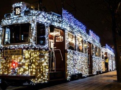Одесситов приглашают на парад праздничных трамваев. Будет красиво!