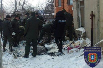Причиной взрыва в жилом доме на улице Геллера могло быть взрывное устройство