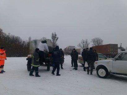 Спасатели: из снежных заносов освобождены 938 единиц автотранспорта