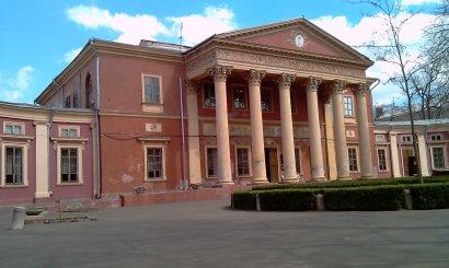 Проведение капитального ремонта здания Одесского художественного музея зависит от меценатов