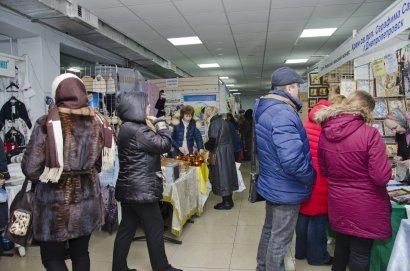 В Одессе открылась международная православная выставка-ярмарка «Свет Рождества» (фото)